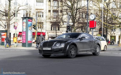 Bentley - Berlin - BerlinRichStreets - Carspotting since 2010