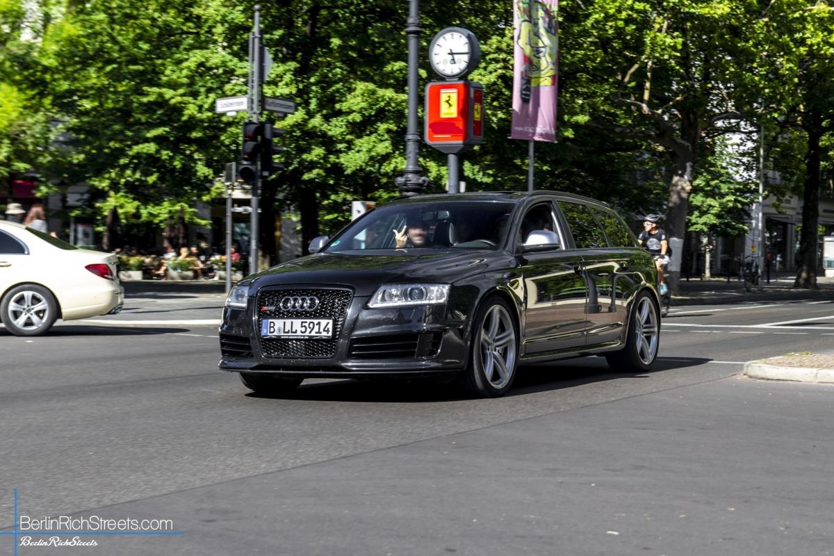 Audi RS6 C6 Avant - BerlinRichStreets - Carspotting since ...