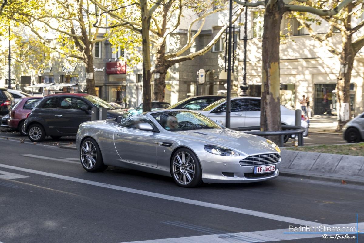 Aston Martin Db9 Volante Berlinrichstreets Carspotting Since 2010