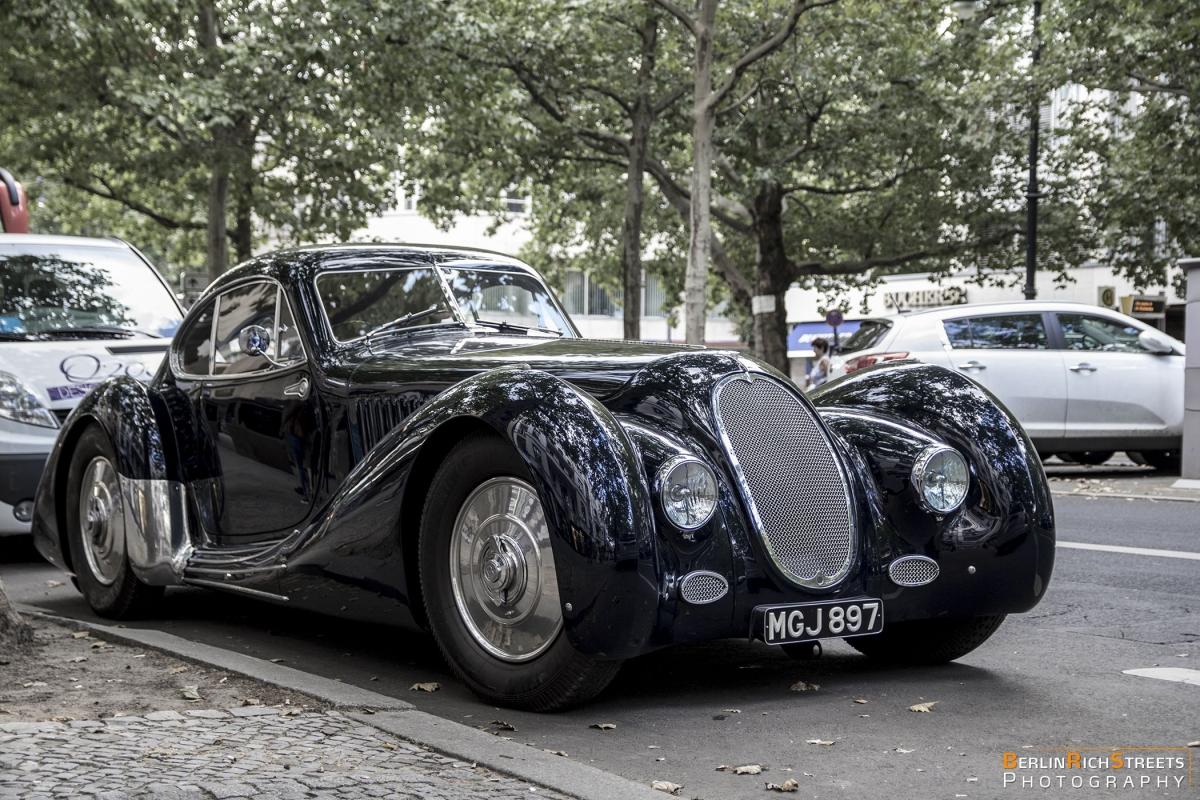 Bentley Petersen 6 1 2 Litre Dartmoor Coupe
